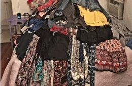 pile-clothes