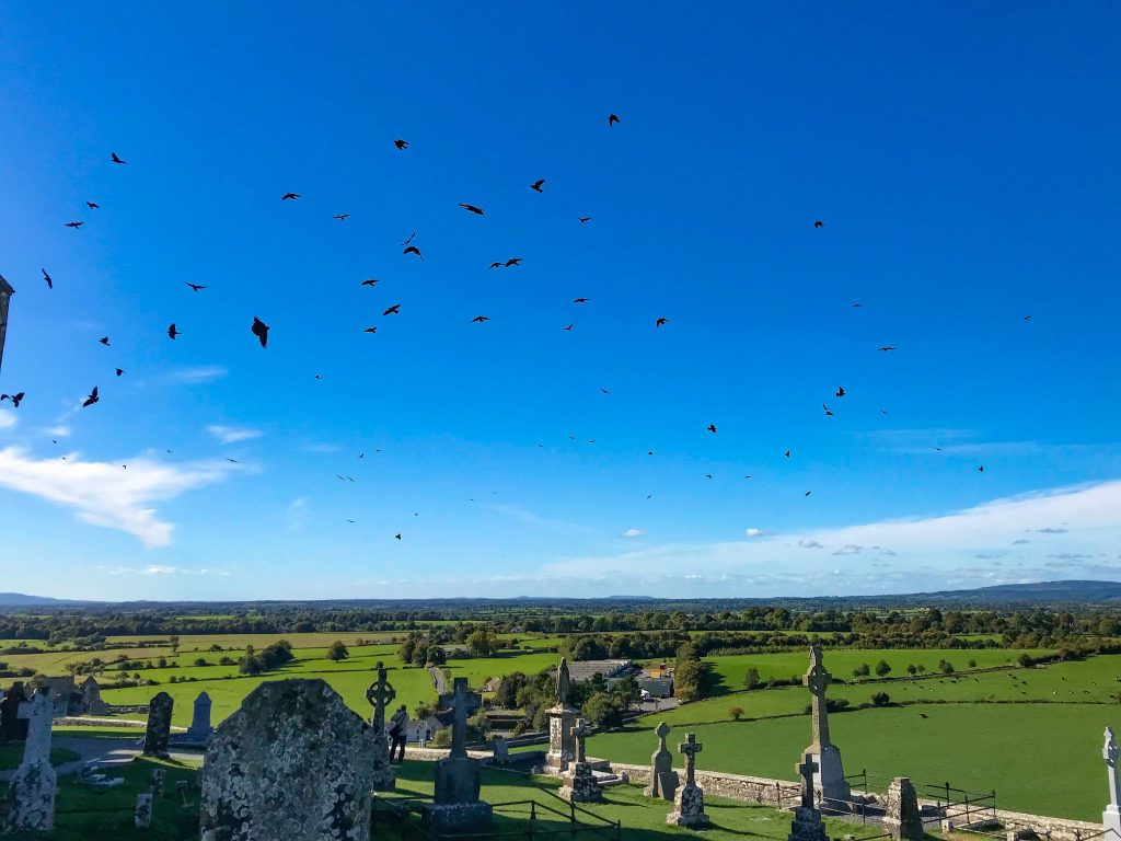 ireland-road-trip-view-from-rock-of-cashel