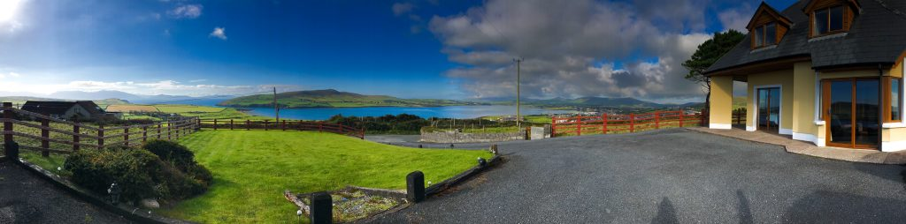 view-from-airbnb-dingle-peninsula-ireland