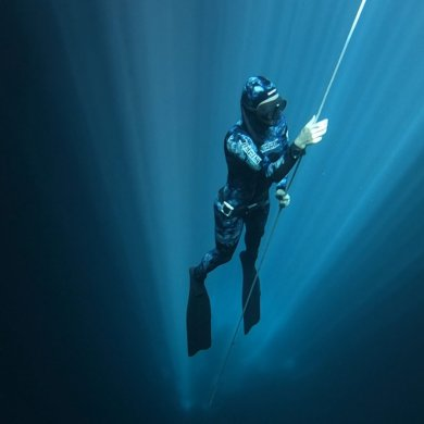 freediving playa del carmen activity