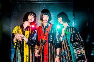 ガールズパンクロックバンド「ミュータントモンスター」アジアツアー(2018/10/25)@海上世界「X-TA-SEA」