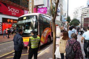香港島から深センに直接バスで向かう方法