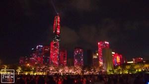 【2021 国慶節】中国各地の電力制限のため深センのライトショーは中止