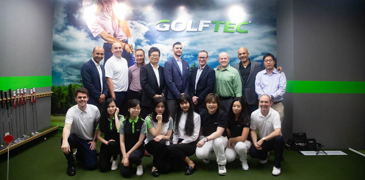 全米No.1ゴルフトレーニングセンター「GOLFTEC」中国初上陸オープニングイベントを深センで開催!(3/21)