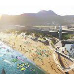 【大梅沙海浜公園】ビーチ再開発プロジェクト完了ー5月1日に再オープン!