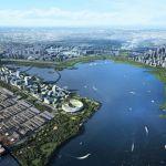 """テンセントの未来都市 """"未来城市/NET CITY"""" 前海エリアに建設予定!完成は約7年後"""