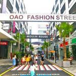 深センにいながら海外にいる感覚に?新たな映えスポット「OAO FASHION STREET」