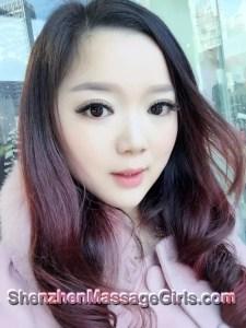 Shenzhen Massage Girl - Tracy