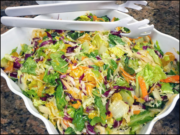 Chinese Chicken Salad   She Paused 4 Thought