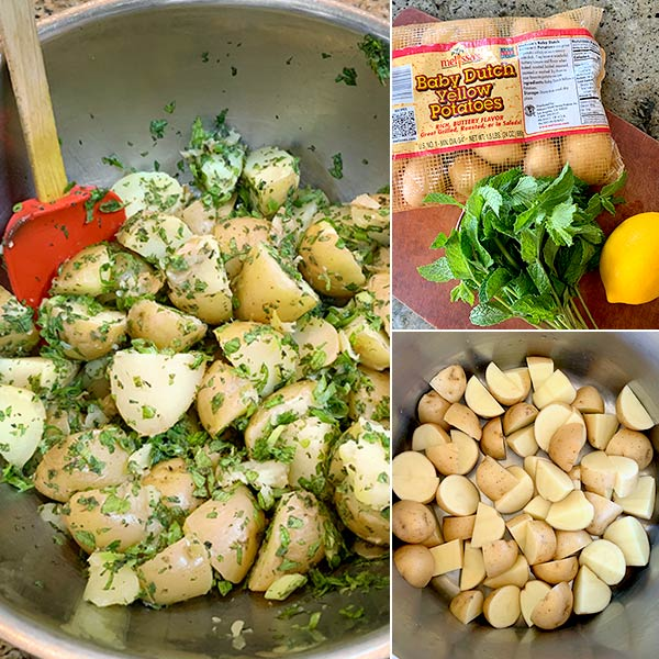 potato salad from The Fresh 20