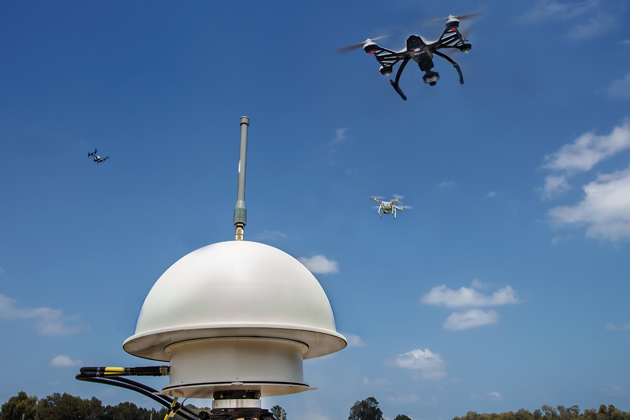 Elbit Systems launches counter-UAS system