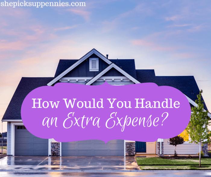 Extra Expense