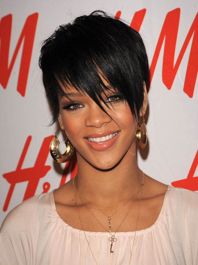 rihanna pixie cut hairstyle for 2012 - sheplanet