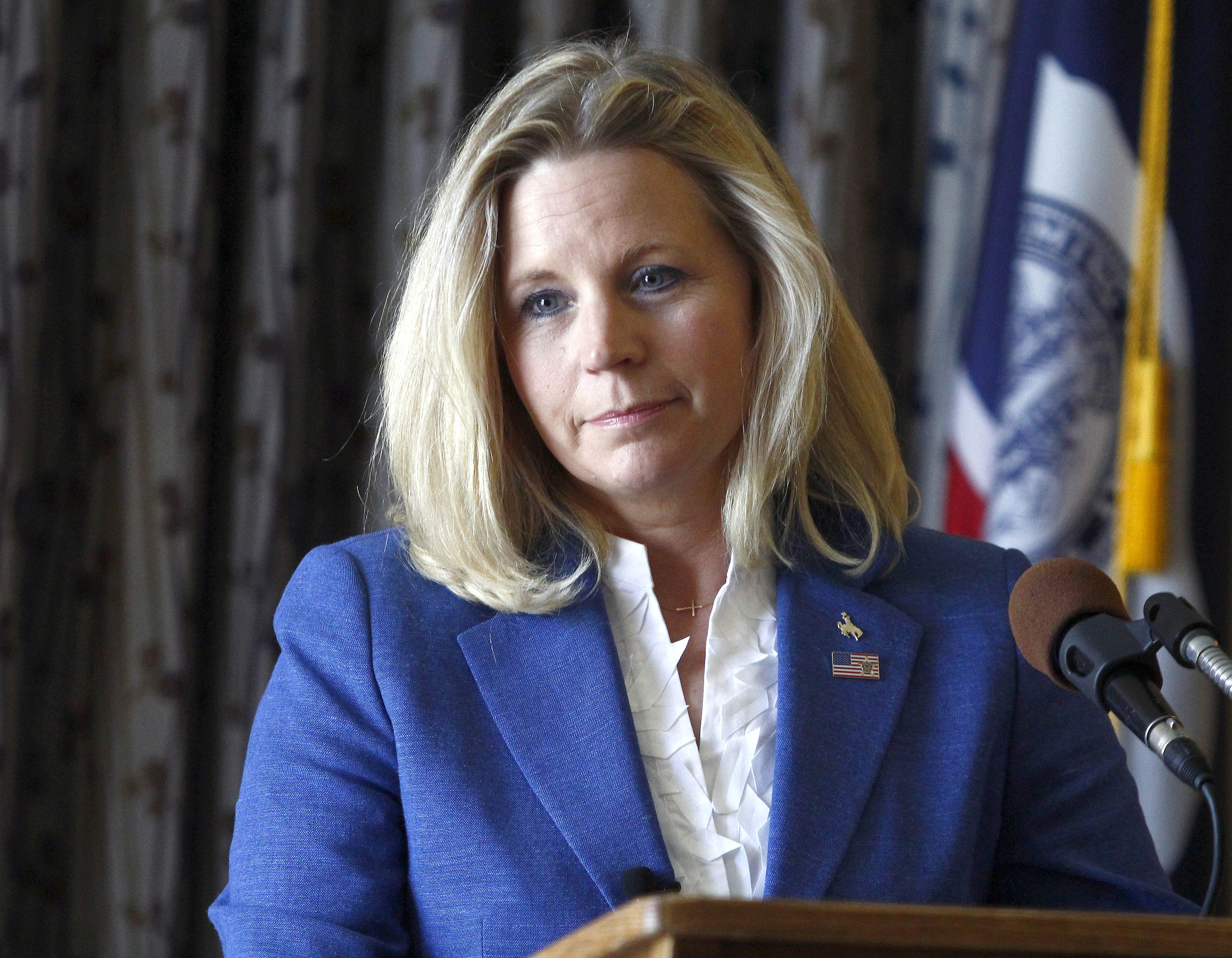 Congressman Liz Cheney in Big Horn June 1st RSVP
