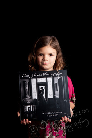Sheri Johnson Wedding Photography 2011 Portfolio Book