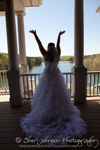 Crystal Falls Dawsonville Wedding Bride Brooke