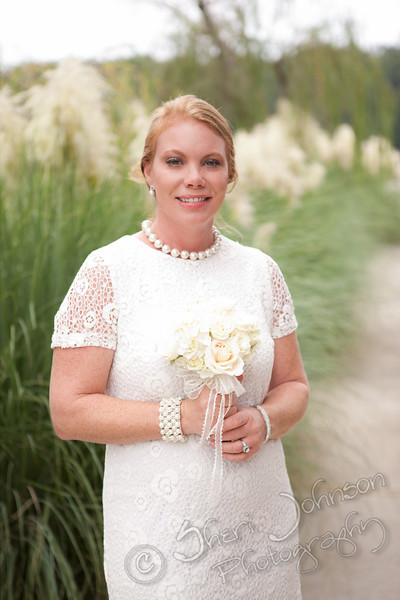 Lisa Bridal Portrait at Lake Lanier