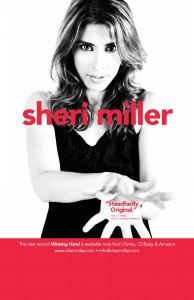 "Sheri Miller- ""Winning Hand"" Autographed Poster"