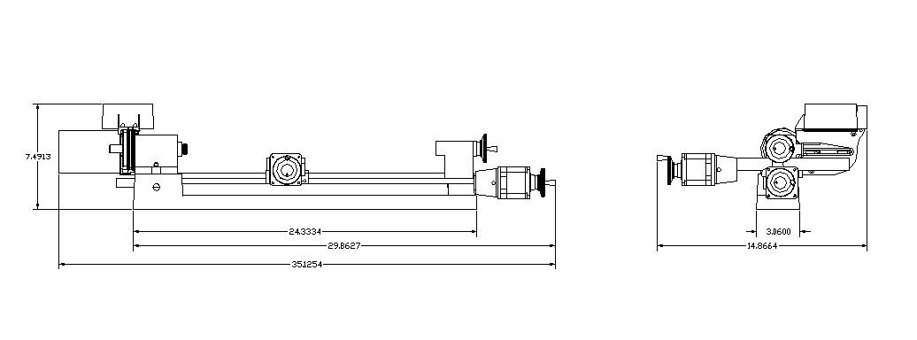 8440/8441 CNC Lathe