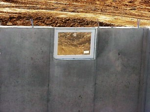 Sherlock Homes Standard Basement One Vinyl window