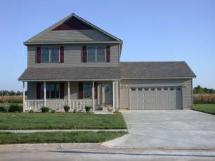 Sherlock Homes Completed Home