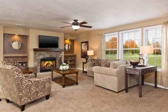 Heritage Laramir Living Room