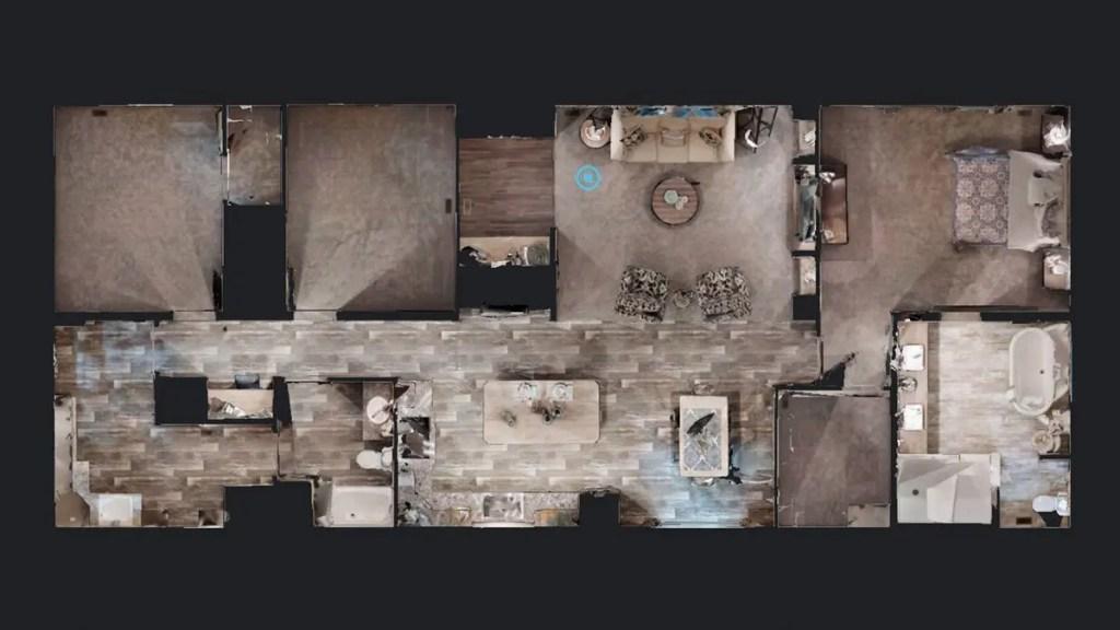 Adams Floor Plan Virtual Tour