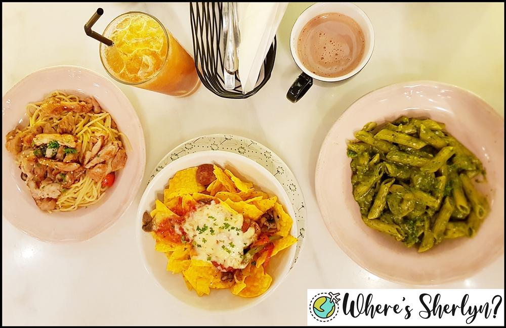 Brunei Restaurants: The very big serving at Little Audrey's!