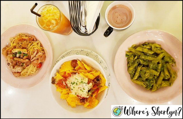 Brunei Restaurants: The very big serving at Little Audrey's!