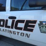 Slatington Borough Police Car