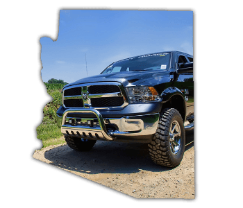 Lifted trucks for sale in az