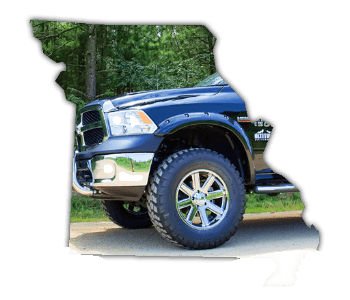 Used trucks for sale in missouri