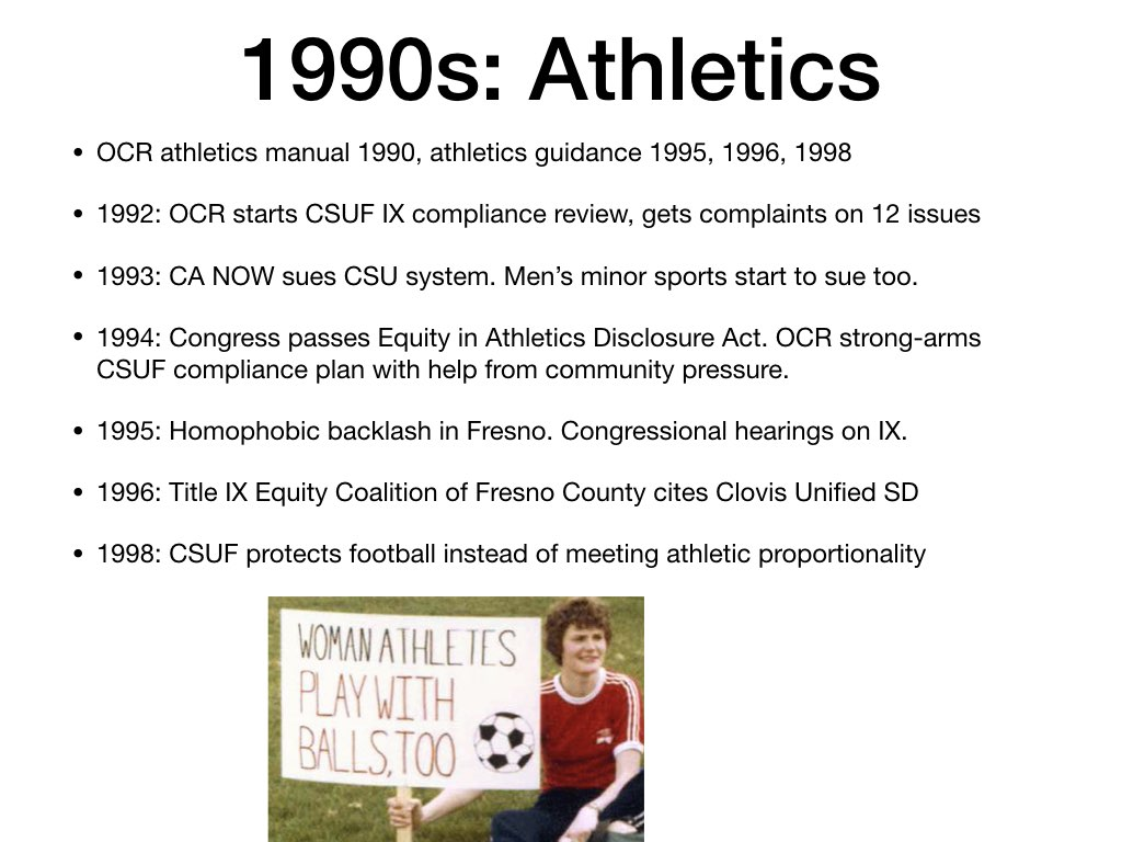 Sexual harassment definition title ix athletics