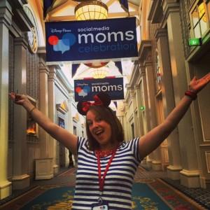 Disneybounding at the Disney Social Media Moms Celebration
