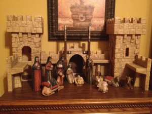 December 9: Decorating for Christmas with Kid Toys and Books