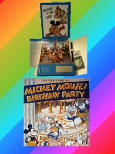 Day 18: Happy Birthday, Mickey!
