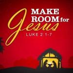 December 18: Make Room
