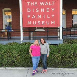 San Francisco Afternoon: The Walt Disney Family Museum and Ghirardelli Square