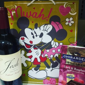 Valentine's Day Ideas AND Giveaway Thanks to Ghirardelli Chocolates and Josh Cellars Wine!