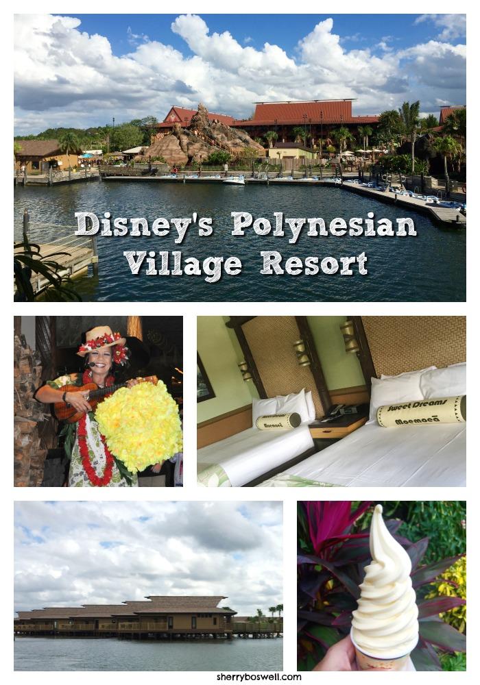 Polynesian Pinterest collage