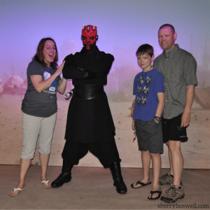 Star Wars Disney Cruise | Star Wars Day at Sea on the Disney Fantasy