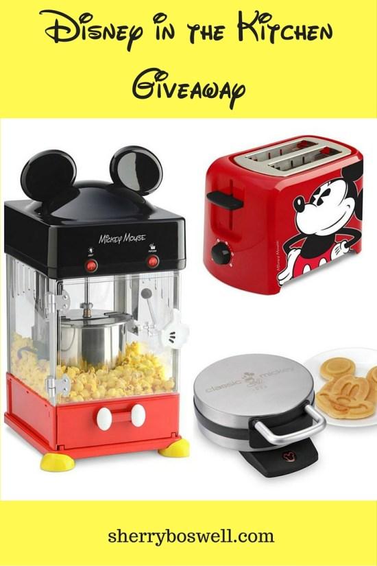 Disney in the KitchenGiveaway
