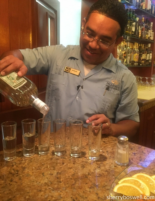 Puerto Vallarta Resort | Tequila and Mezcal are what's for tasting at the Grand Palladium Vallarta