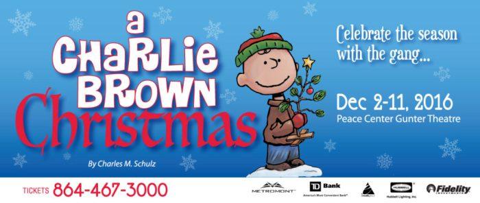 Charlie Brown Christmas Greenville SC