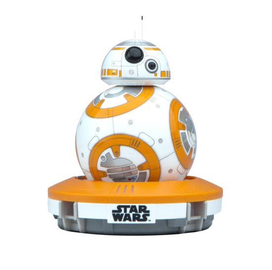 BB-8 is tops on the holiday gift guide for Disney fans.