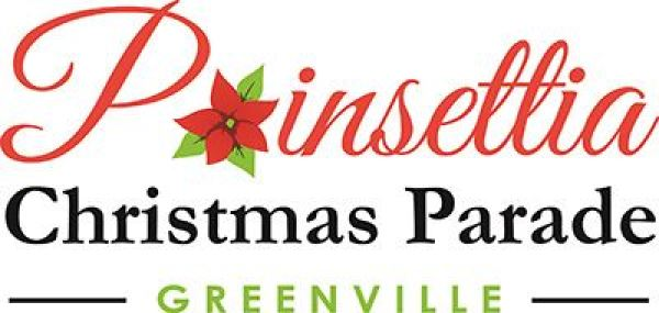 12 holiday events in Greenville SC would have to include the Poinsettia Christmas Parade, a holiday classic.