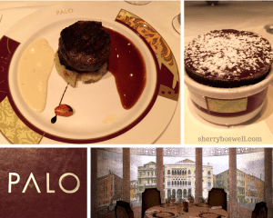 Disney Cruise Dining: Two Biggest Reasons to Dine at Palo