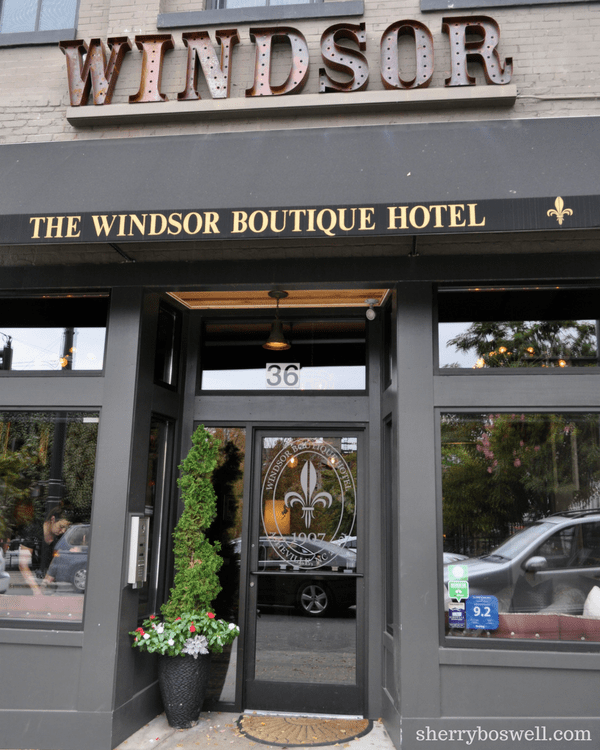 10 Things to Do in Asheville | Windsor boutique hotel is a great place to stay