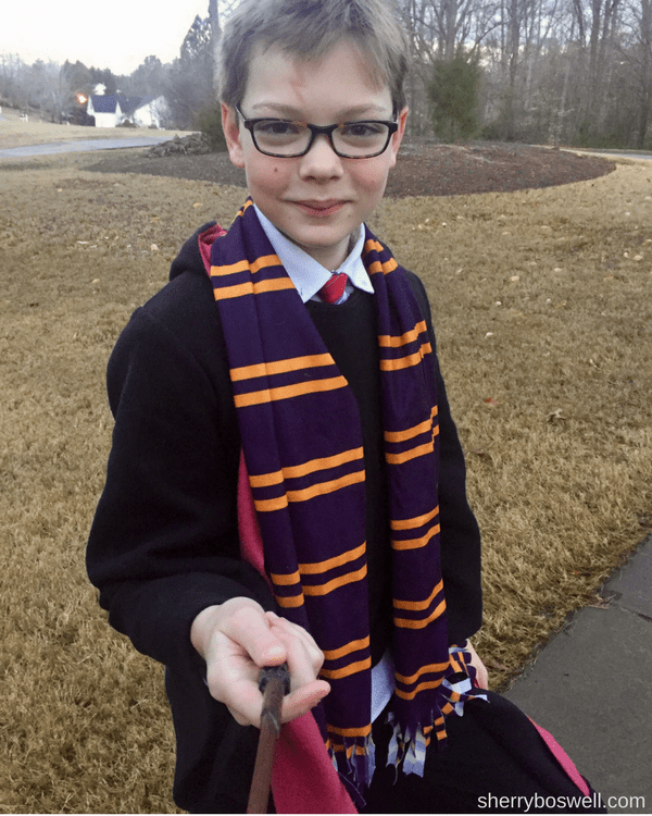 My Harry Potter