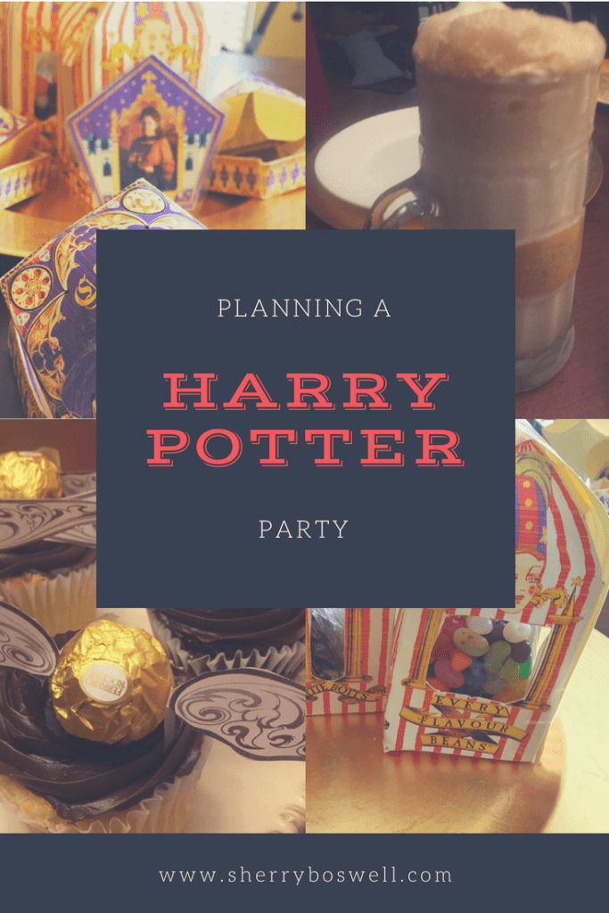 Plan a Harry Potter party